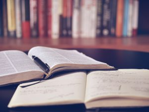 Books & Bookshelf