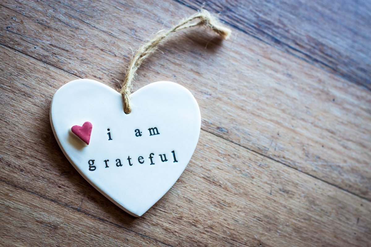 41 Things to Be Grateful For